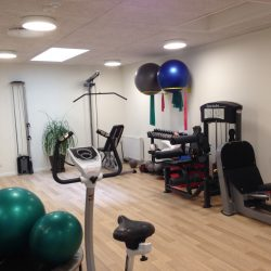 Lystrup Fysioterapi - Træning
